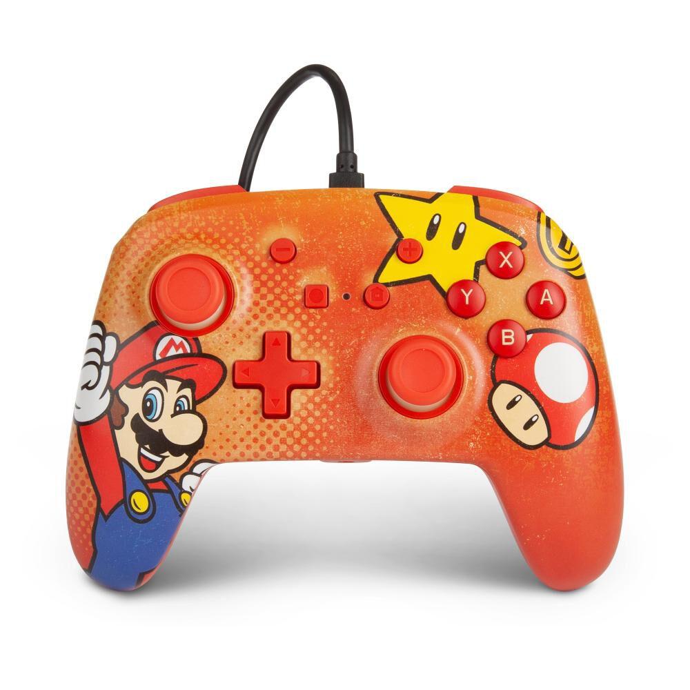 Control Nintendo Switch Nintendo Mario Vintage image number 0.0