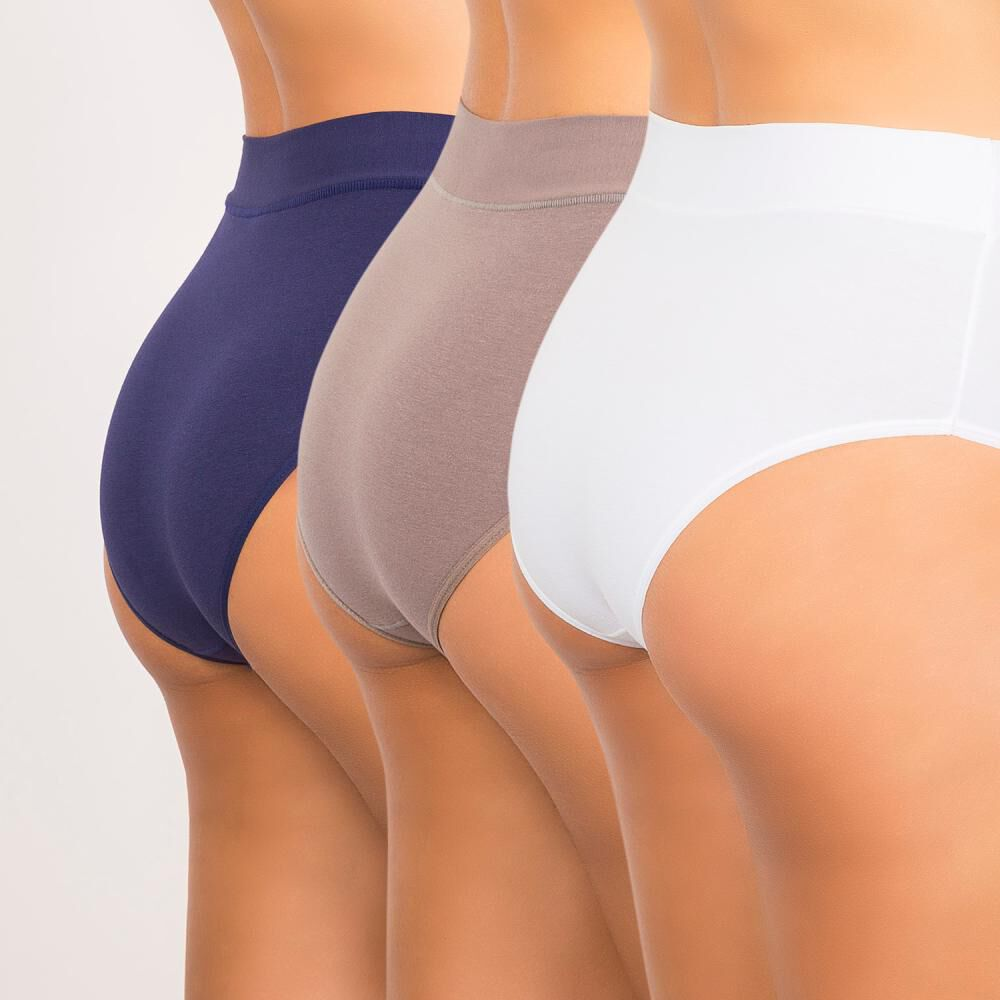 Pack Hikini Palmers   / 3 Unidades image number 1.0