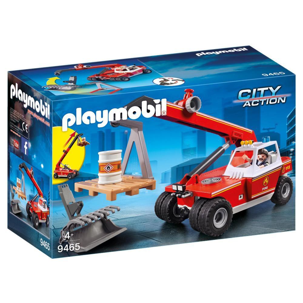 Figura De Acción Playmobil Elevador image number 0.0