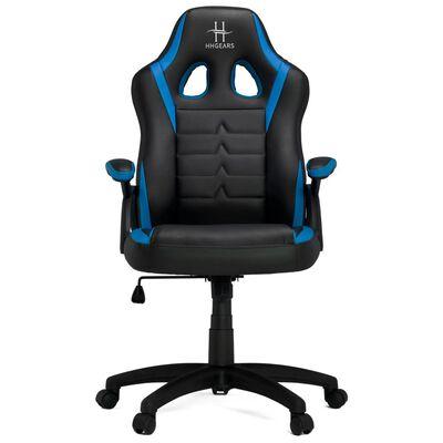 Silla Gamer Hhgear Sm115_bbl Black & Blue Hasta 90 Kg