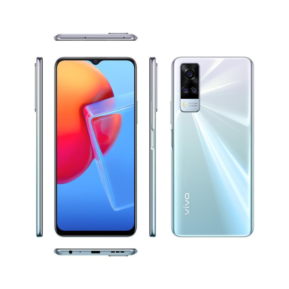Smartphone Vivo Y51 / 128 Gb / Liberado image number 4.0