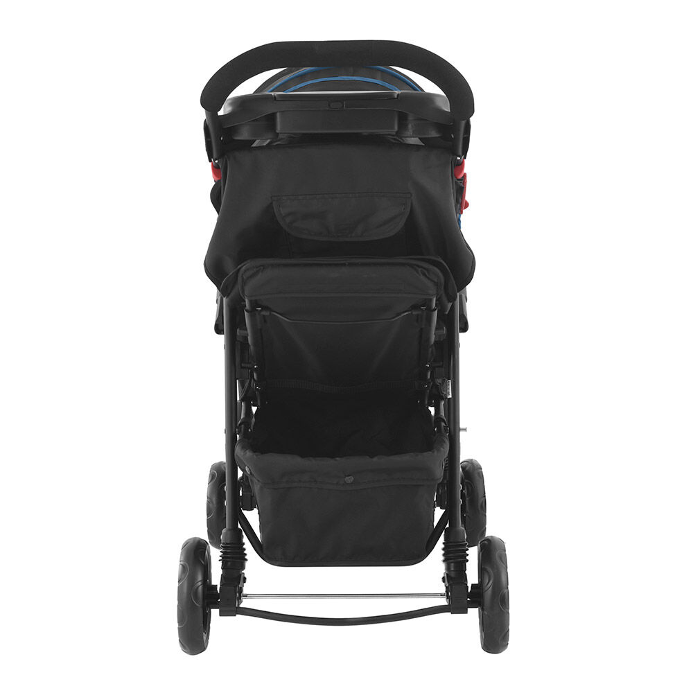 Coche Travel System Baby Way Bw-413B18 image number 4.0