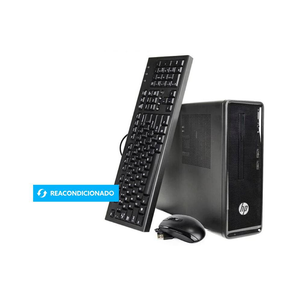 Computador Reacondicionado Hp 290-p0043w / Intel Celeron / 4 Gb Ram / Uhdgraphics610 / 500 Gb /  Teclado En Inglés image number 0.0