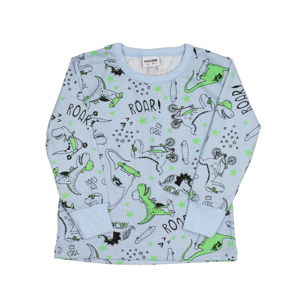 Pijama Infantil Fakini / 2 Piezas image number 1.0