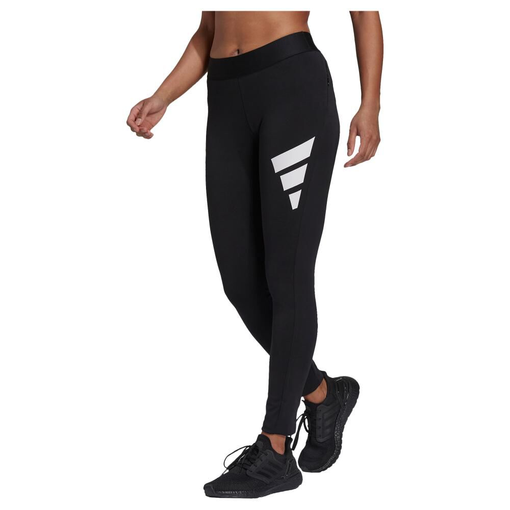 Calza Mujer Adidas Sportswear Three Bar image number 2.0
