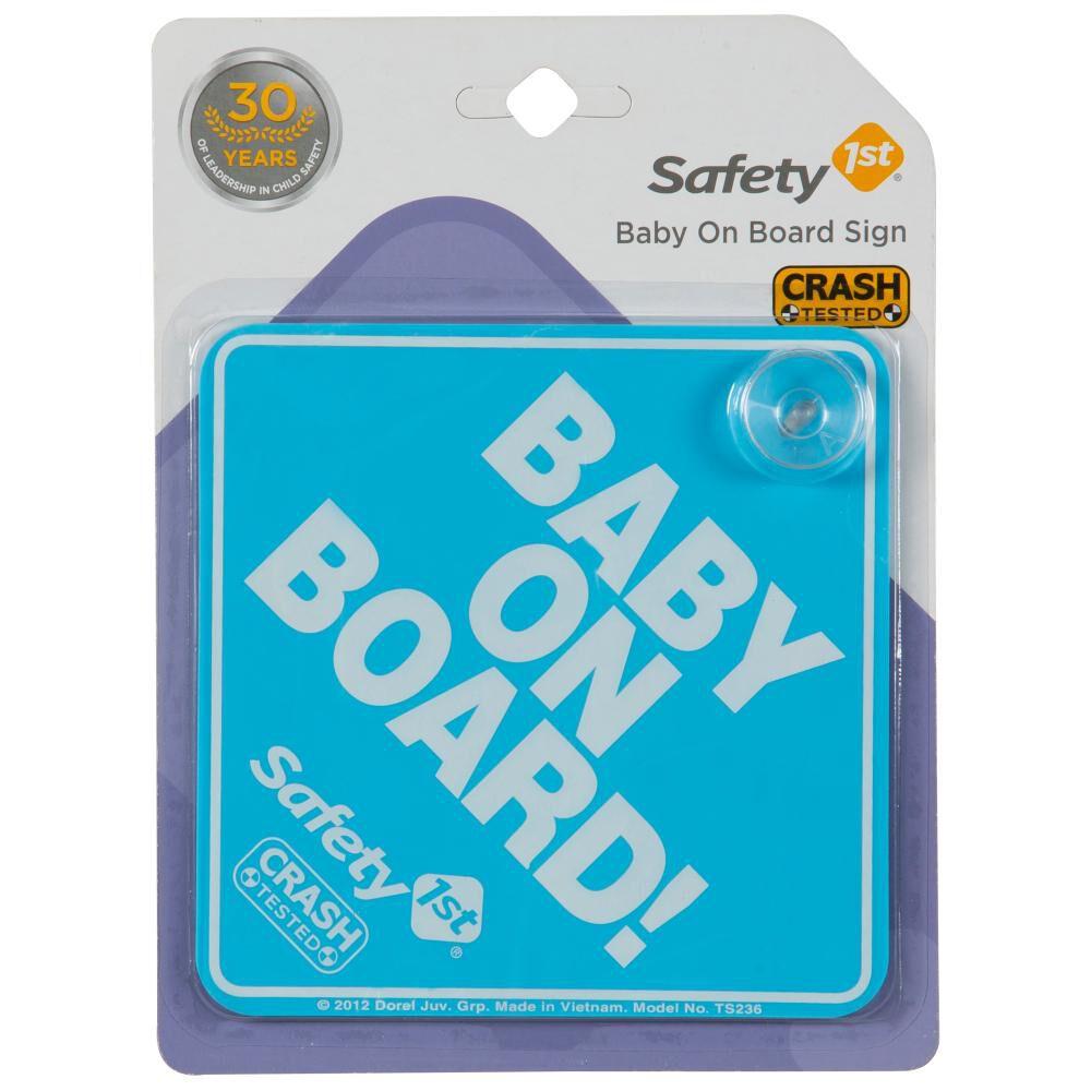 Letrero Para Autos Safety 014965ts236 image number 1.0