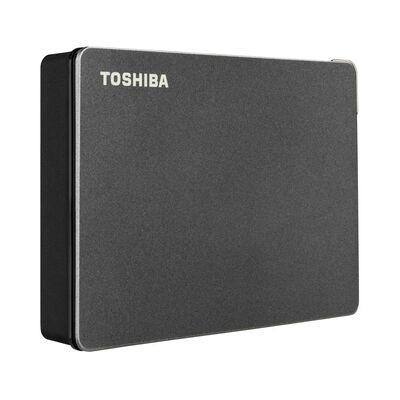 Disco Duro Portátil Toshiba Canvio Gaming / 4 Tb