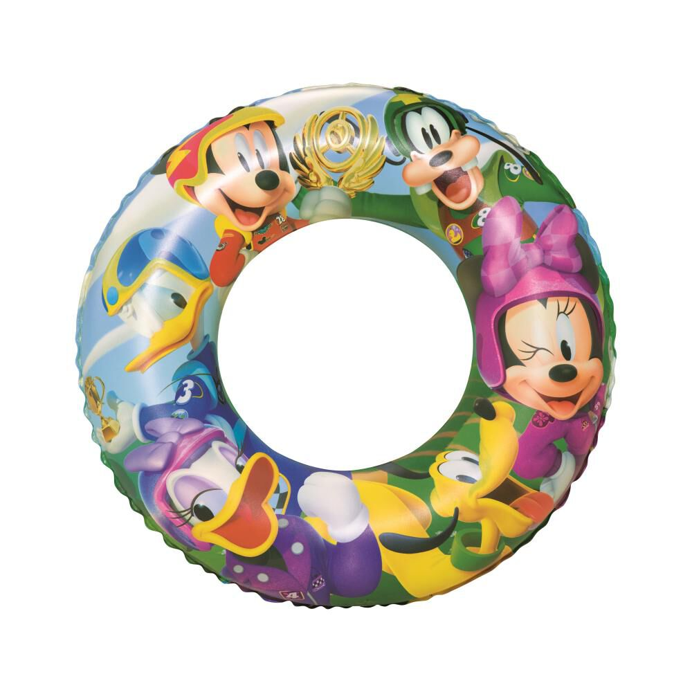 Aro Inflable Bestway Club Mickey Mouse image number 0.0