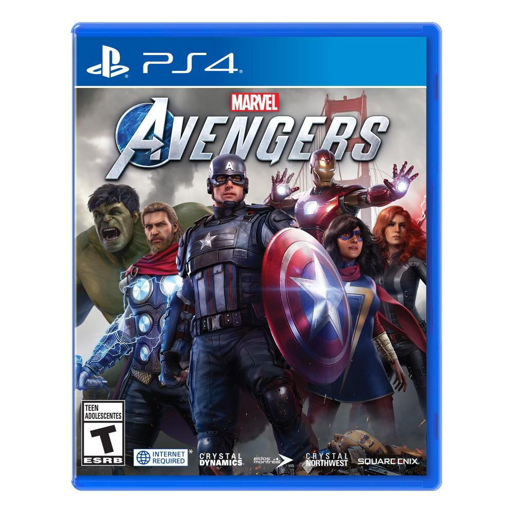 Juego Sony Marvels Avengers image number 0.0