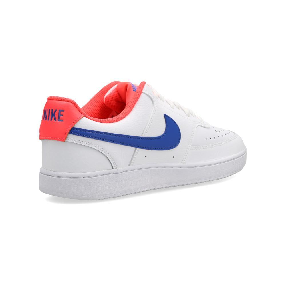 Zapatilla Urbana Unisex Nike Court Vision Lo image number 2.0