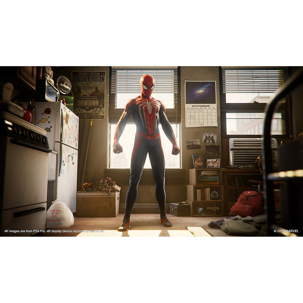 Juego Ps4 Marvels Spiderman image number 1.0