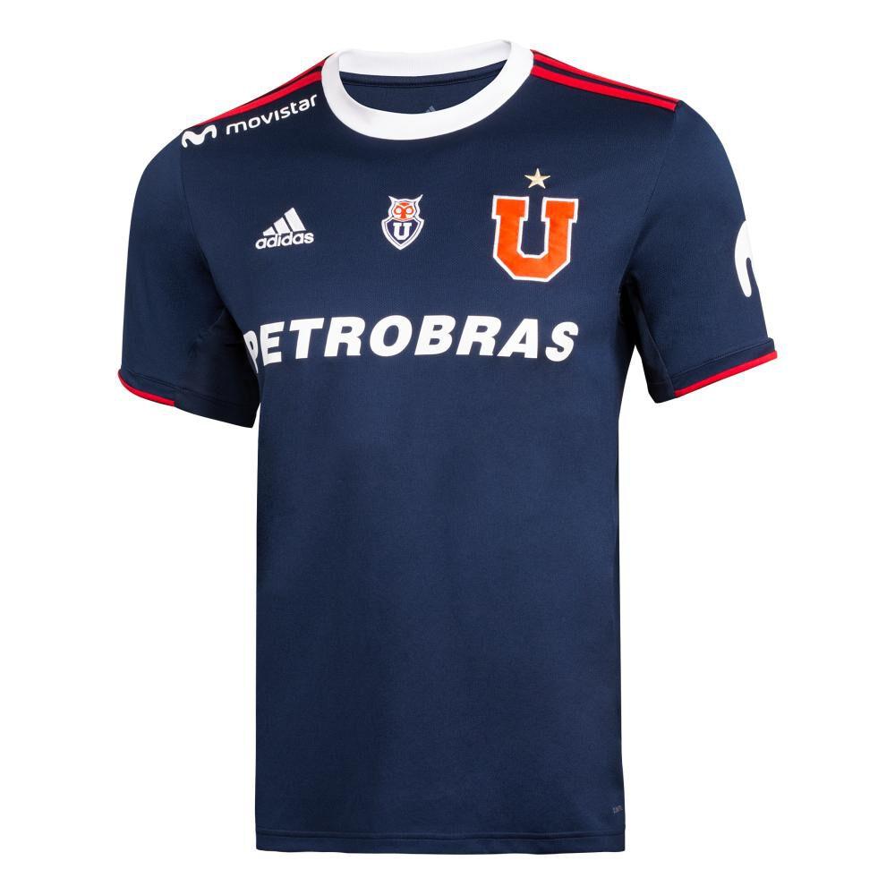 Camiseta De Futbol Mujer Adidas Universidad De Chile image number 0.0