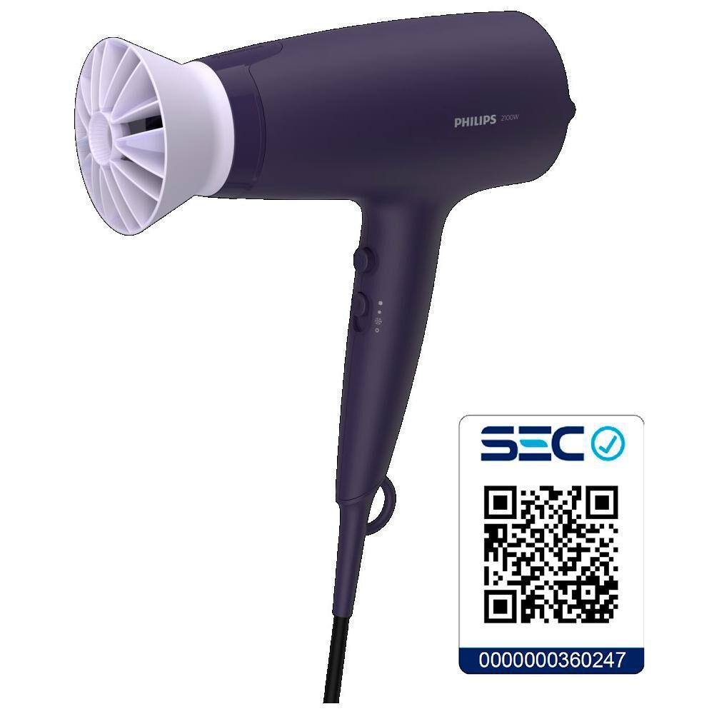 Secador De Pelo Philips Bhd340/10 image number 4.0
