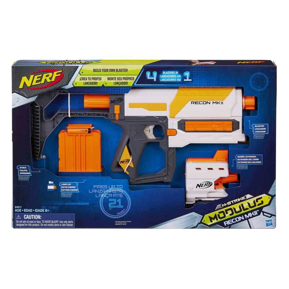 Pistolas De Juguete Nerf image number 0.0
