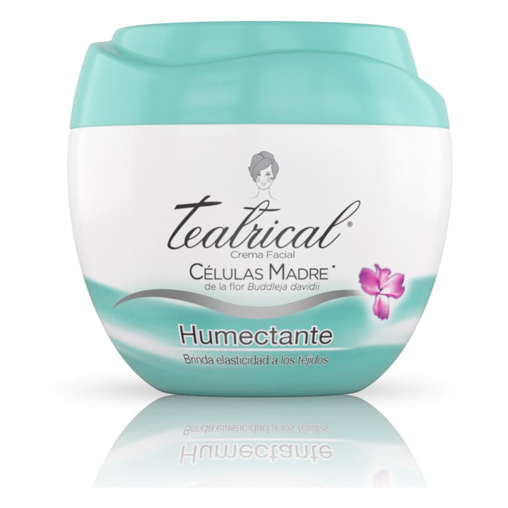 Crema Facial Teatrical / 100 Gr image number 0.0