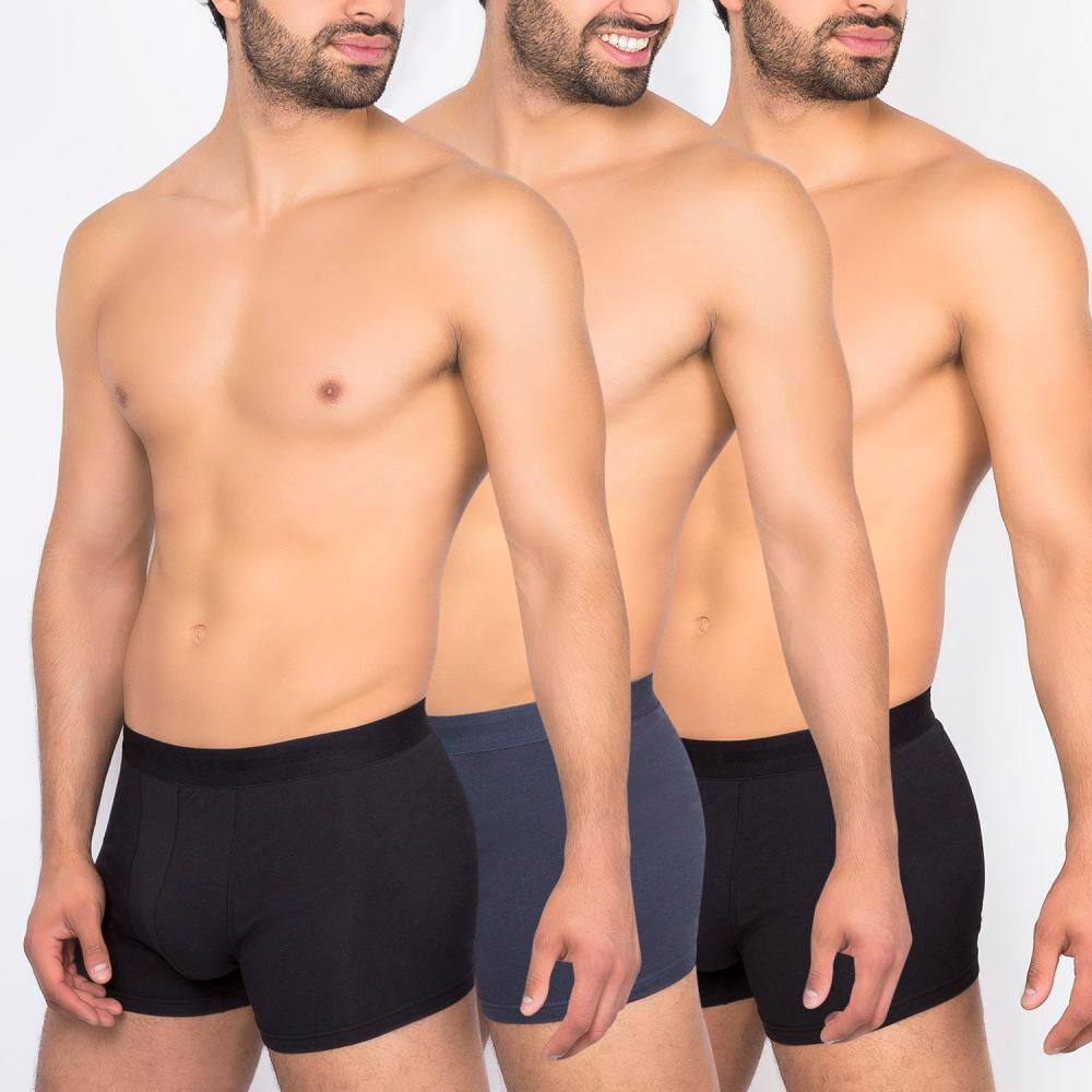 Pack Boxer Medio Hombre Palmers / 3 Unidades image number 0.0