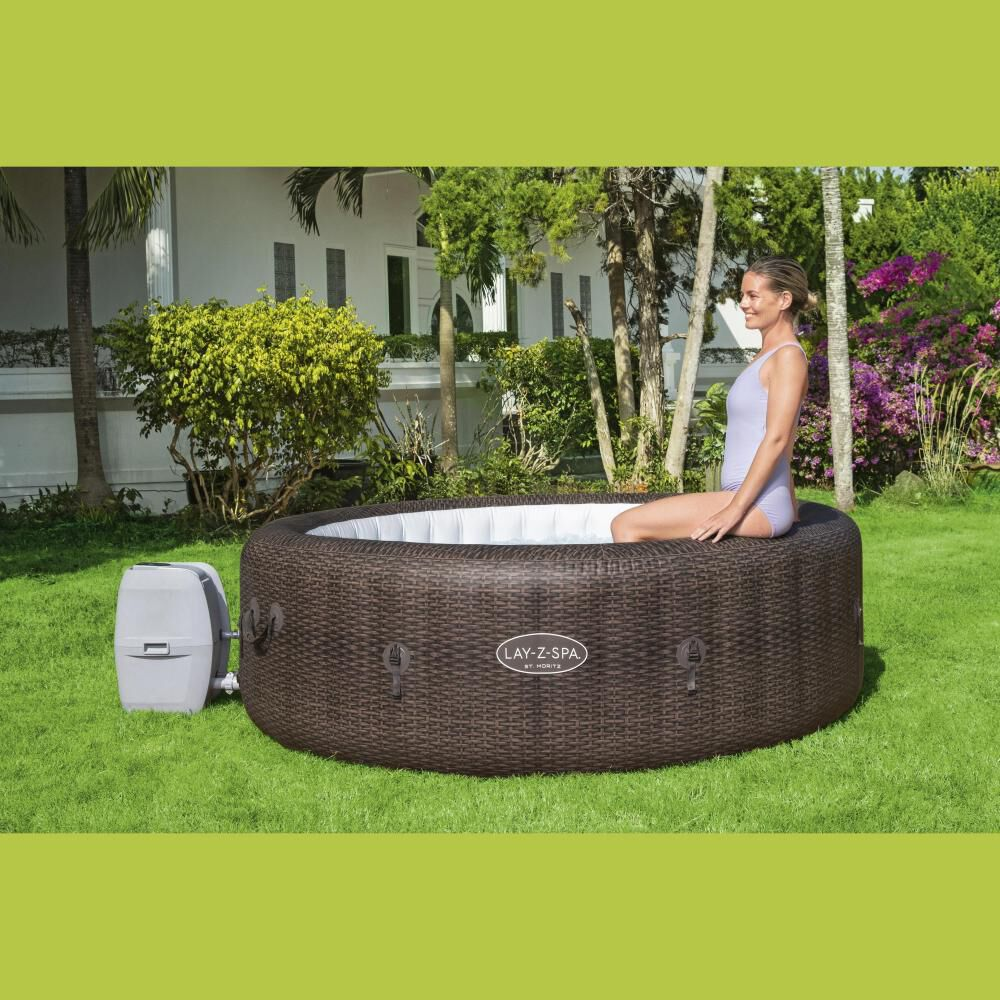 Spa Inflable St. Moritz Airjet Bestway / 5-7 Personas image number 2.0