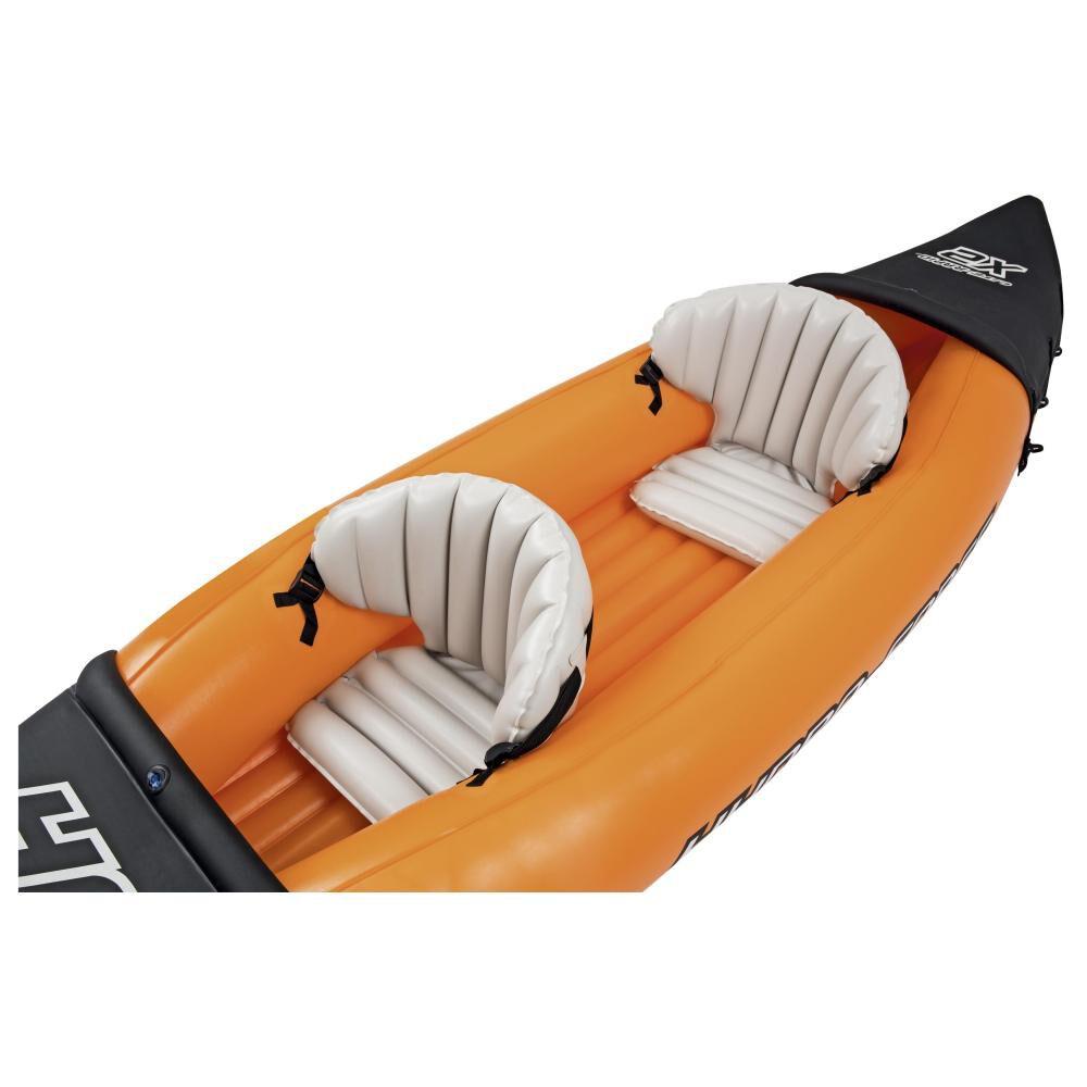 Kayak Inflable Bestway Doble Lite Rapid / 2 Adultos image number 3.0