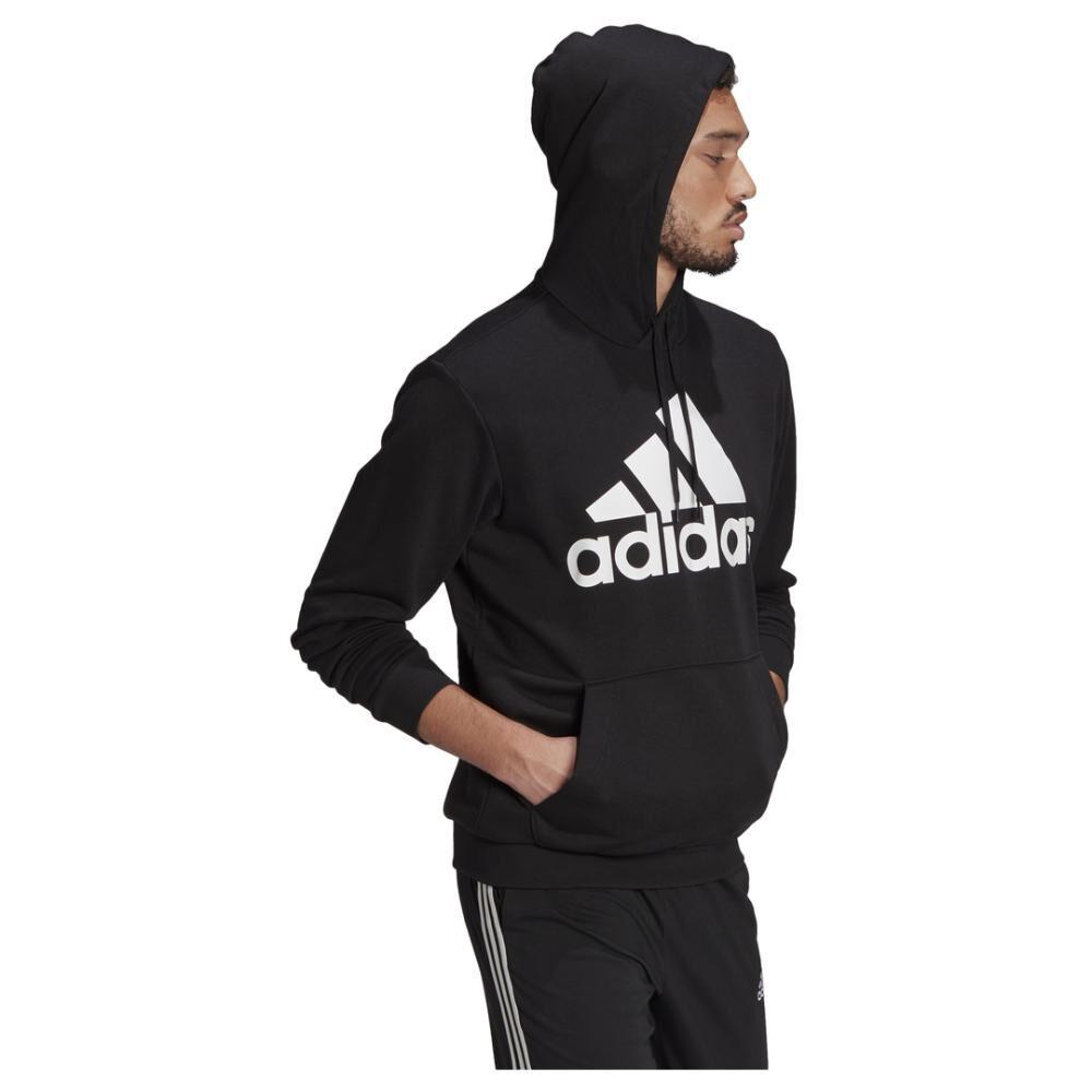 Polerón Hombre Adidas Essentials Big Logo image number 6.0