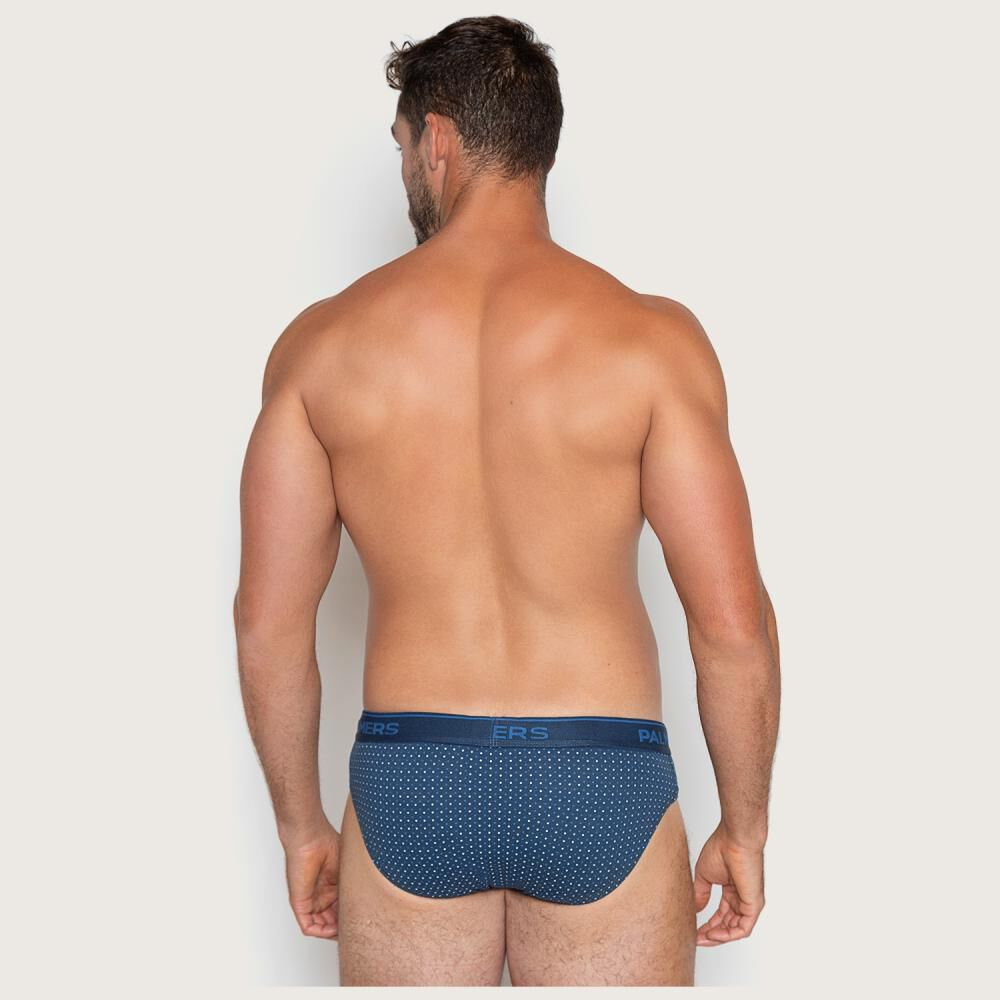 Pack Slips Hombre Palmers / 5 Unidades image number 2.0