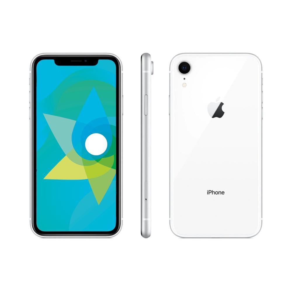 Smartphone Apple Iphone Xr Reacondicionado Blanco / 128 Gb / Liberado image number 0.0
