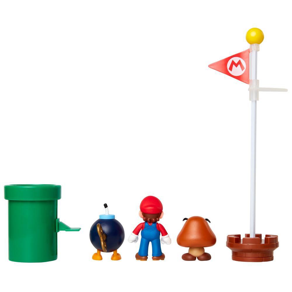 Figuras Coleccionables Nintendo Diorama Super Mario Underground image number 2.0