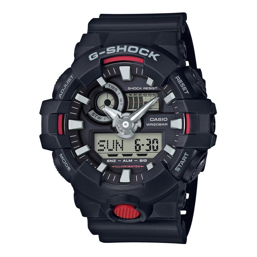Reloj Deportivo Hombre Casio G Shock Ga-700-1adr image number 0.0
