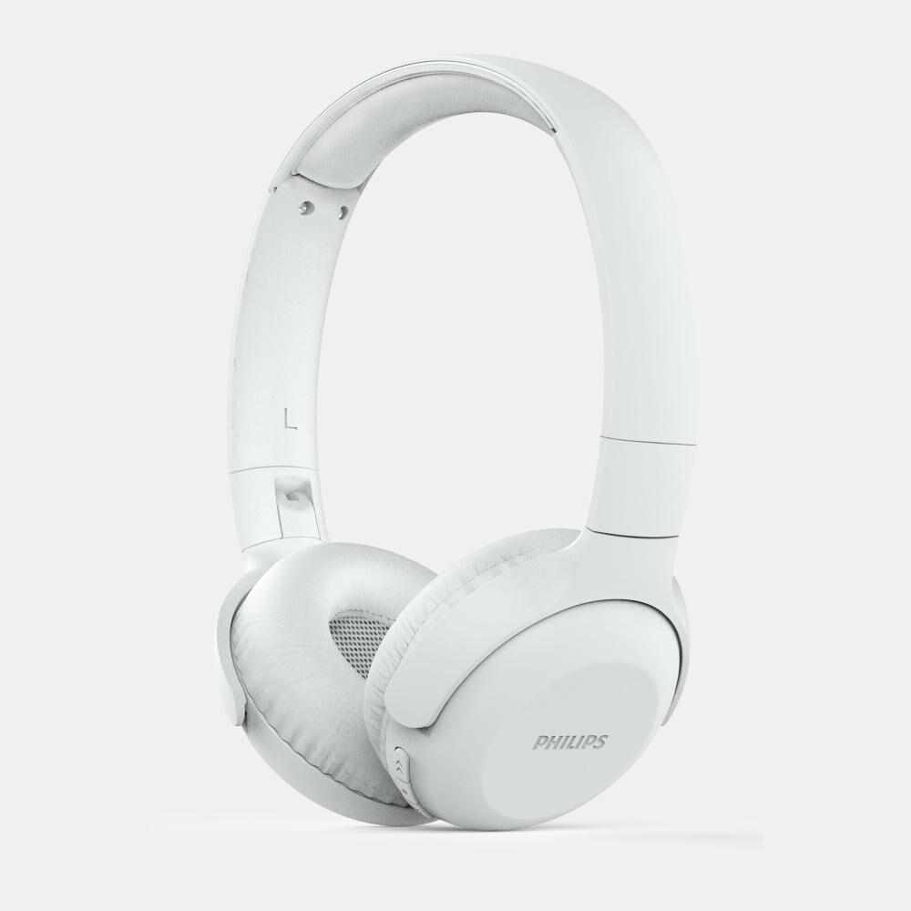Audífonos Bluetooth Philips Tauh202wt image number 0.0