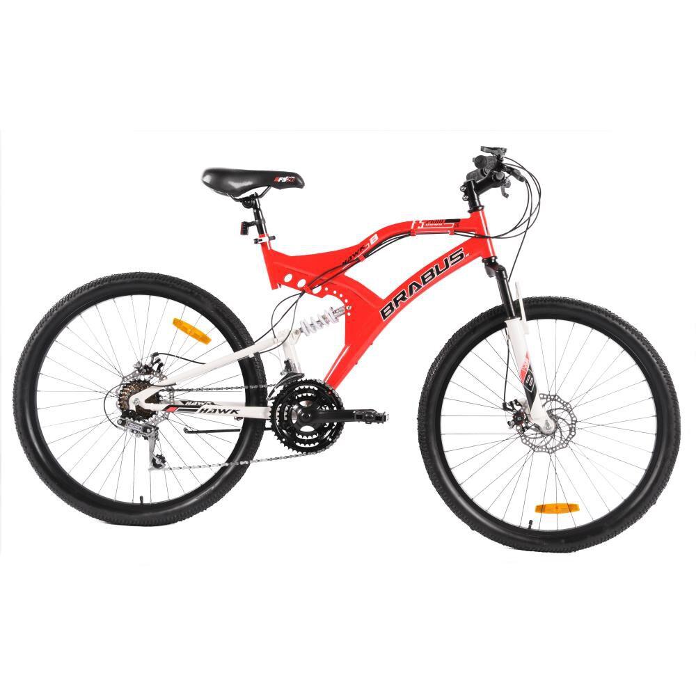 Bicicleta Mountain Bike Brabus Hawk 2600fs / Doble Suspension / Aro 26 image number 0.0