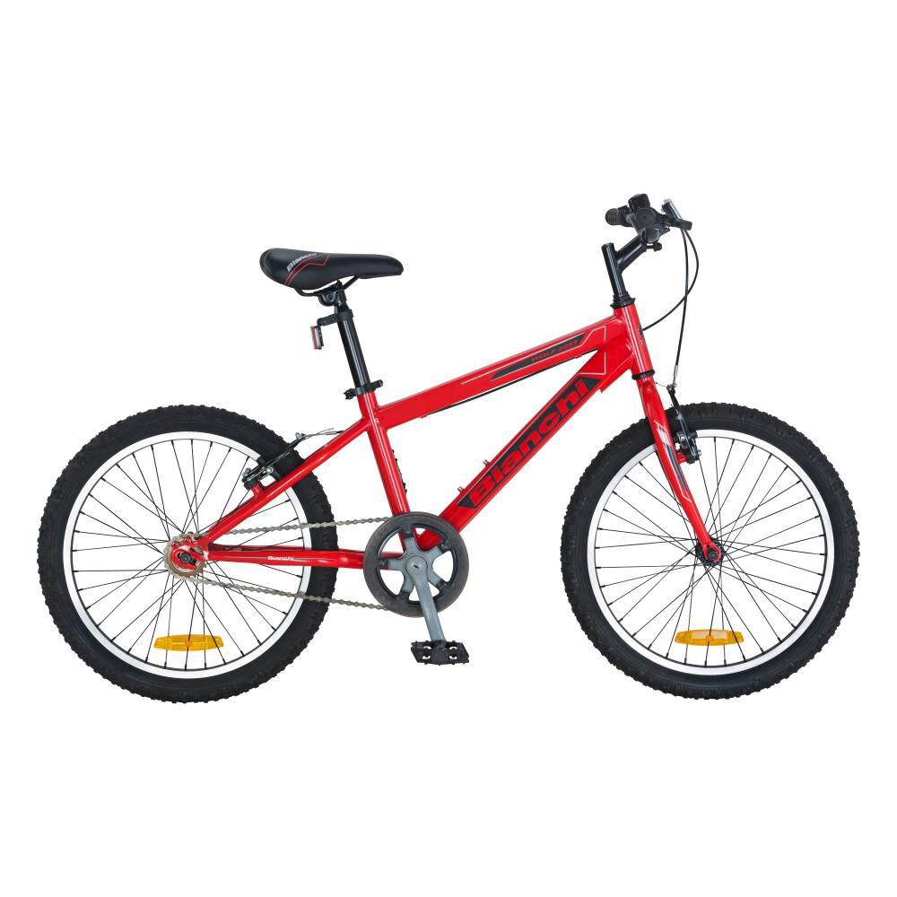 Bicicleta Mountain Bike Bianchi  Wolf St Aro 20 image number 0.0