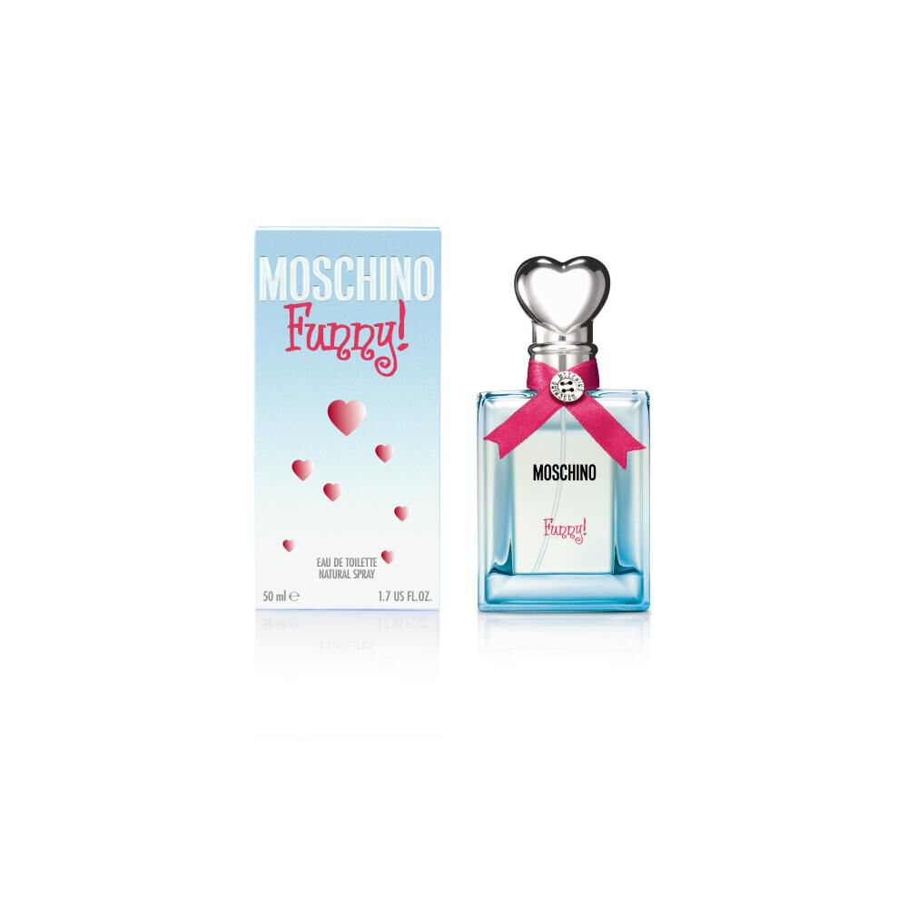 Perfume M Funny Moschino / 50 Ml / Edt image number 1.0