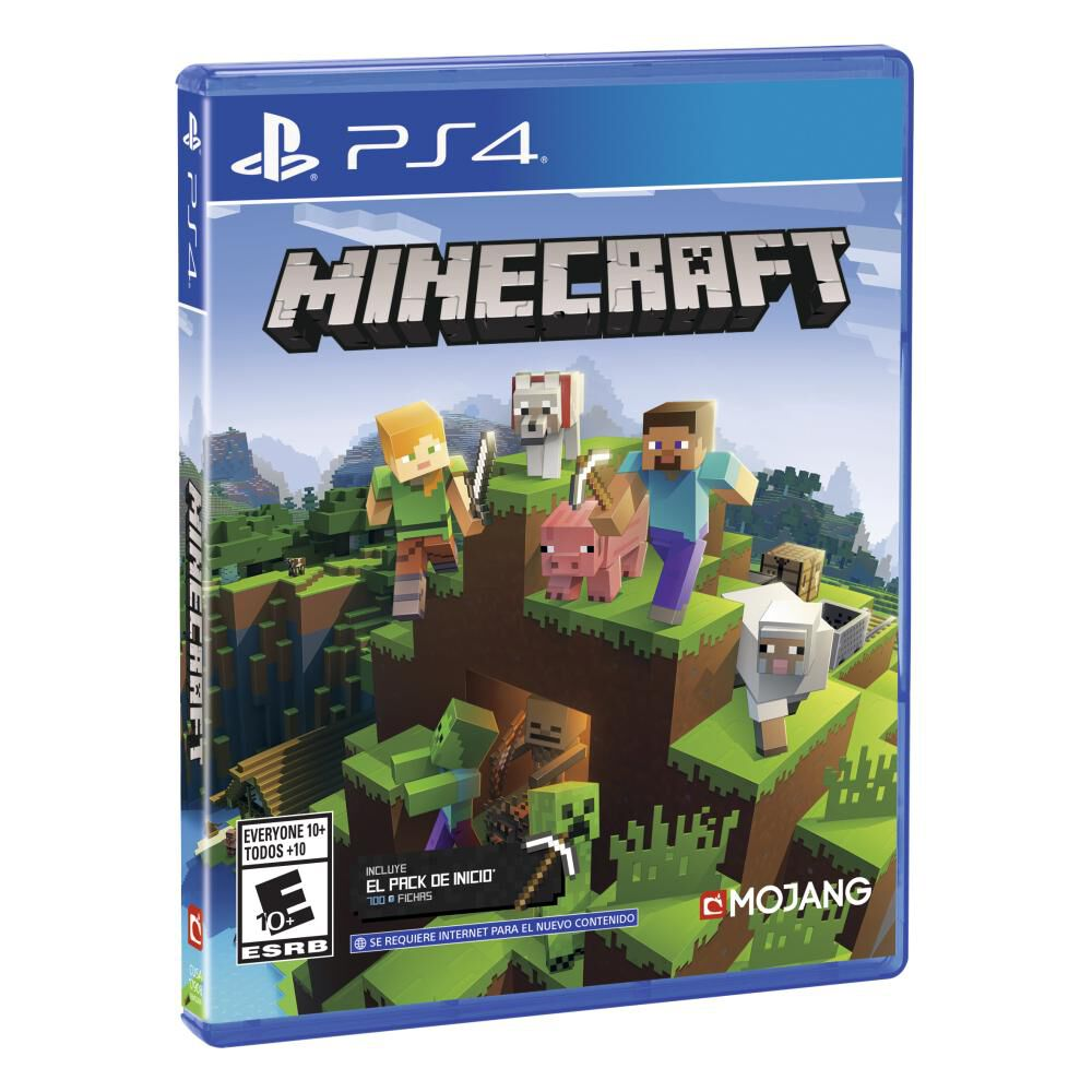 Videojuego Ps4 Minecraft Starter Collection image number 2.0