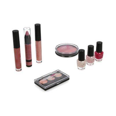 Set De Maquillaje Geeps Secret