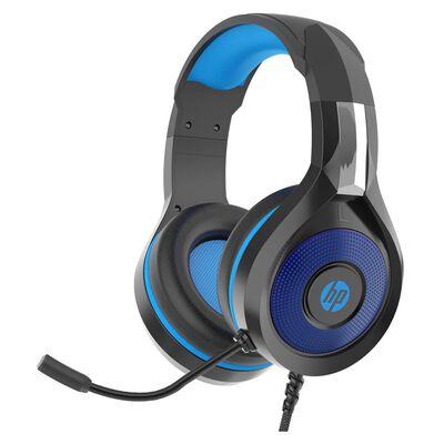 Audífonos Gamer Hp Dhe-8010 Usb+3.5 Led