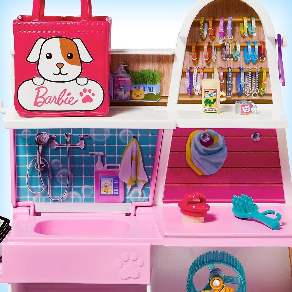 Muñeca Barbie Tienda De Mascotas image number 2.0