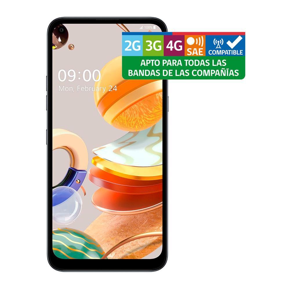 Smartphone Lg K61 128 Gb Bundle / Claro image number 5.0
