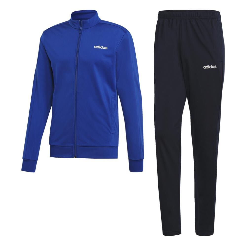 Buzo Hombre Adidas Essentials Basics image number 2.0