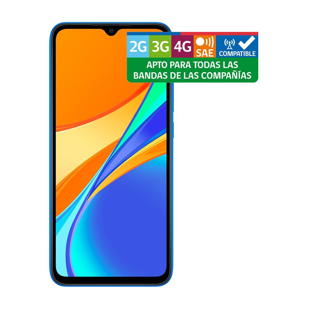 Smartphone Xiaomi Redmi 9c 64 Gb - Movistar image number 5.0