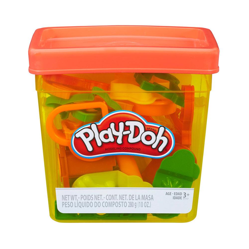 Juego Didáctico Hasbro Play-Doh Cubo Diversión image number 0.0