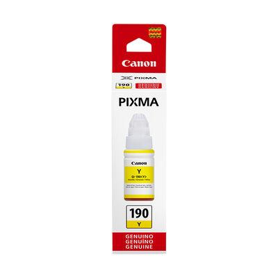 Tinta Canon Gi-190 Yellow / 70 Ml