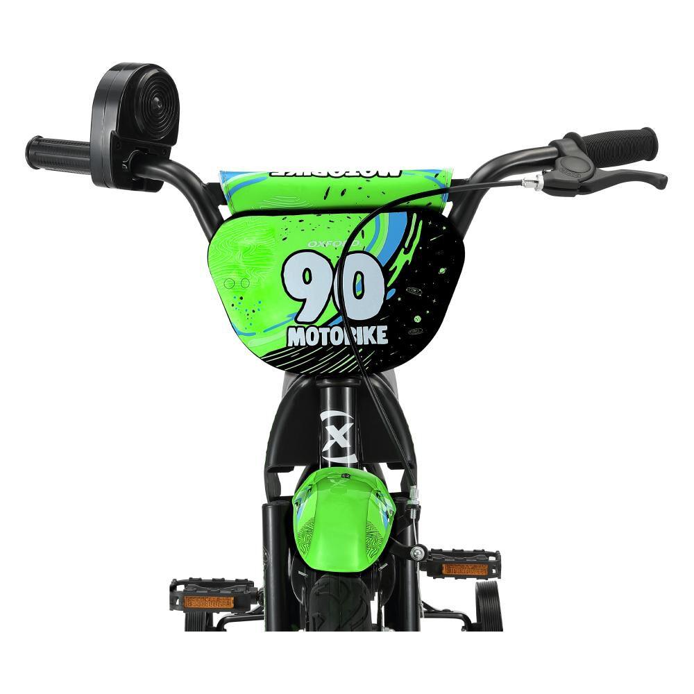 Bicicleta Infantil Oxford Motobike / Aro 12 image number 5.0
