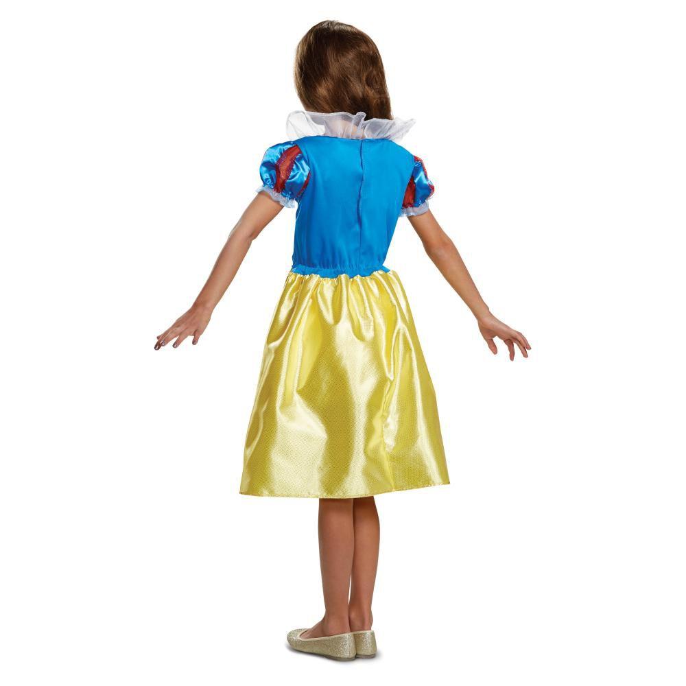 Disfraz Para Niña Princesas Disney Blancanieves image number 1.0