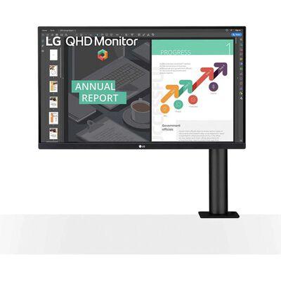 Monitor Lg Ips Qhd / 27