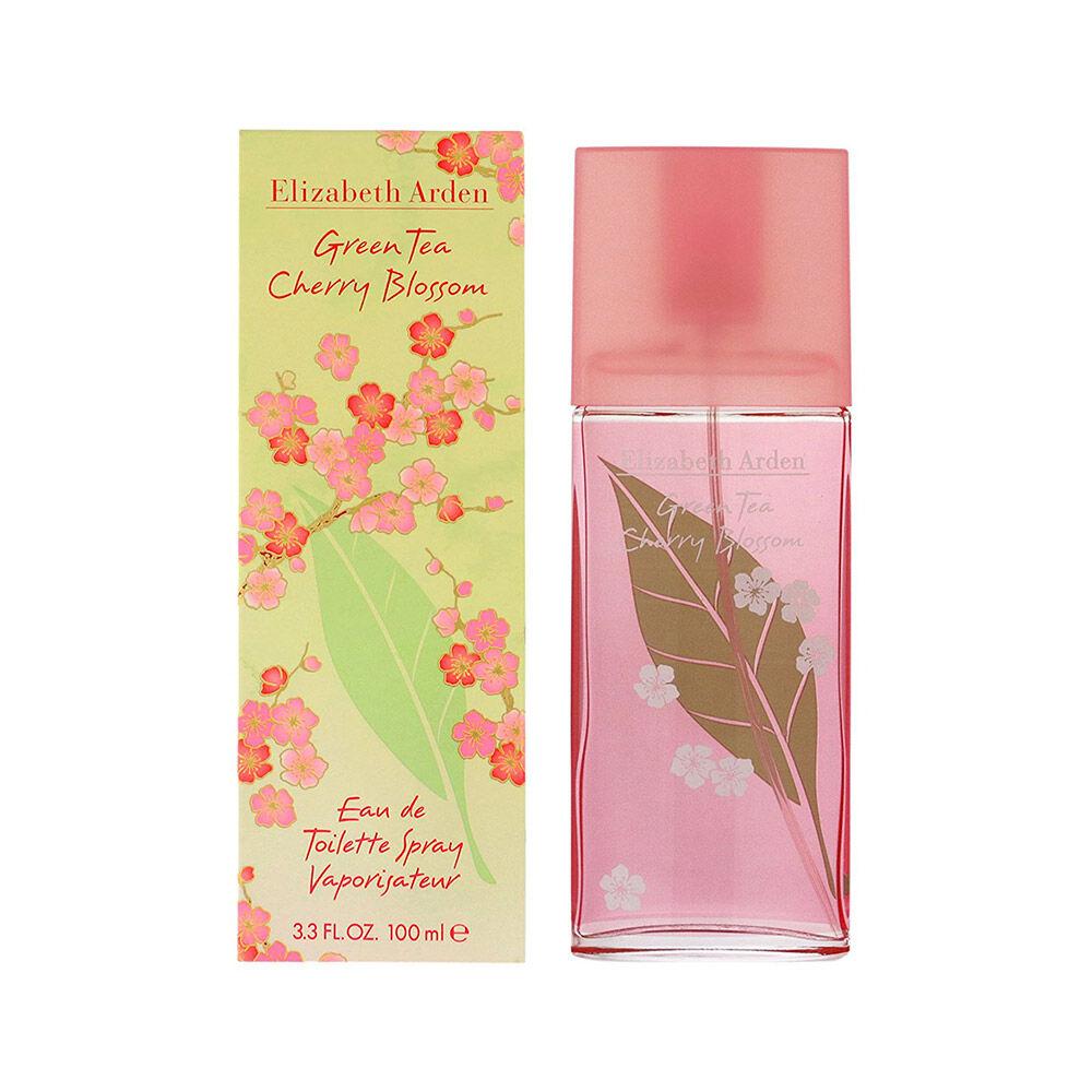 Perfume Elizabeth Arden Green Tea Cherry Blossom / 100 Ml / Edt / image number 0.0