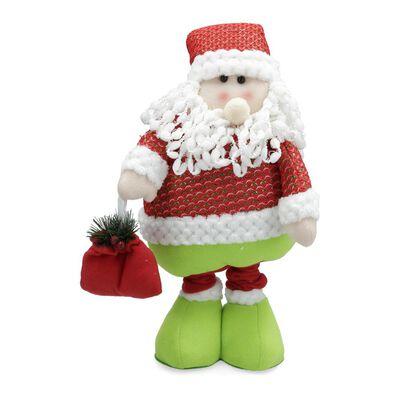 Adorno Navidad Casaideal Santa L