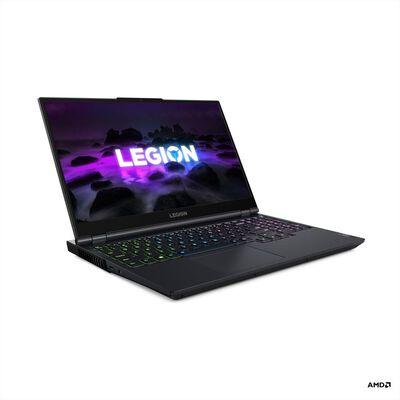 """Notebook Gamer Lenovo Legion 5 15ach6h / Azul Phantom / Amd Ryzen 5 / 8 Gb Ram / Nvidia Geforce Rtx 3060 / 512 Gb Ssd / 15.6 """""""