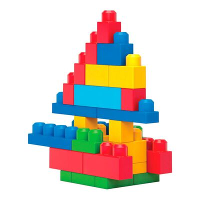 Mega Bloks Bolsa Grande De Construcción Clásica