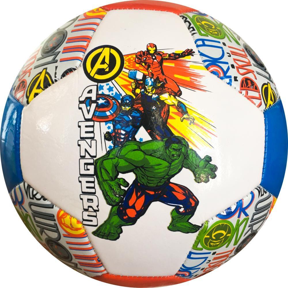 Balon De Futbol Marvel Marvel Nº3 image number 2.0