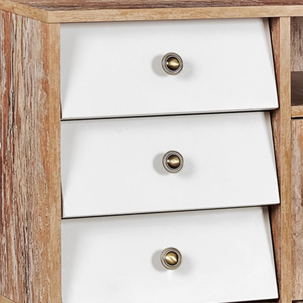 Rack Cic Vintage / 2 Puertas / 3 Cajones image number 5.0