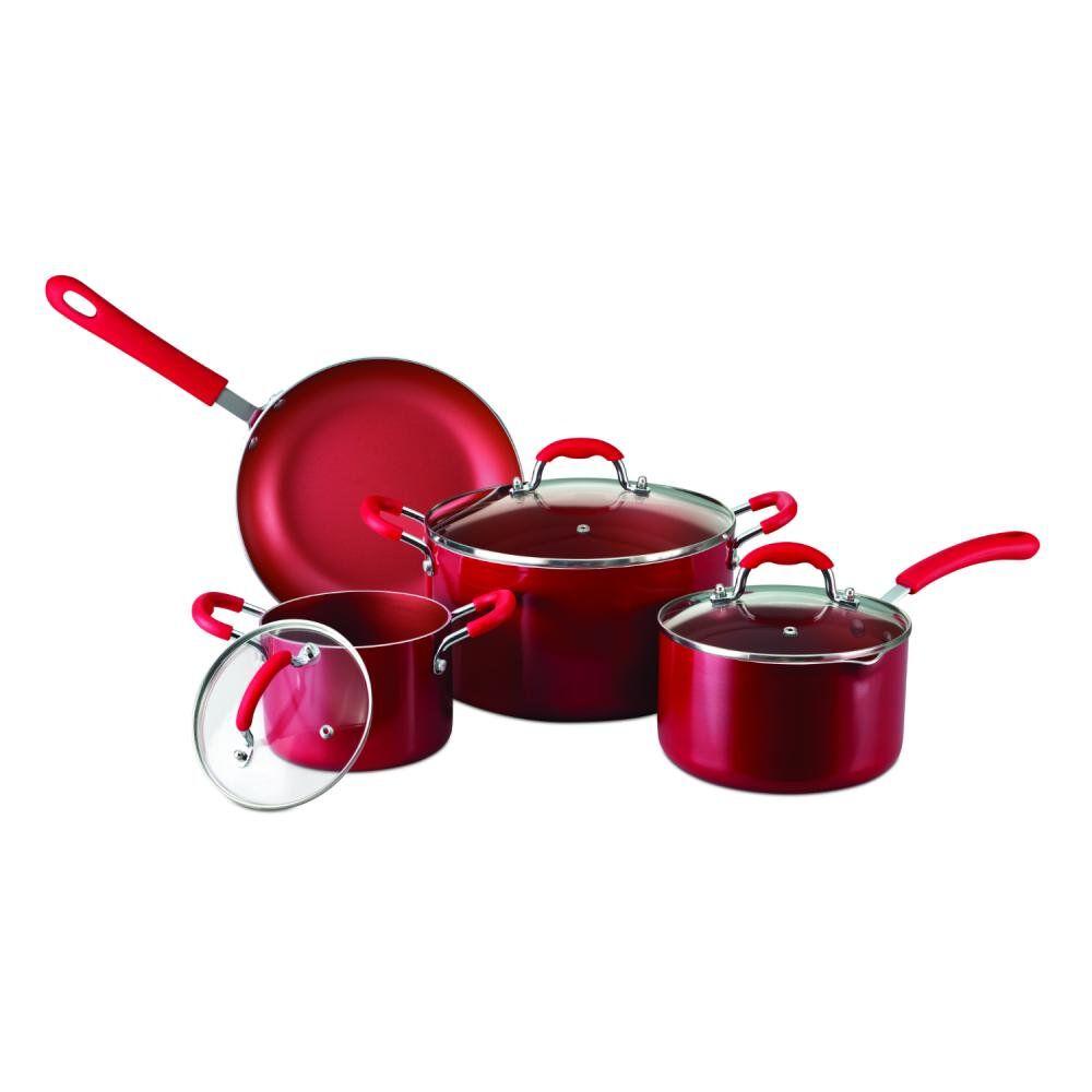 Bateria De Cocina Oster Colores / 7 Piezas image number 0.0